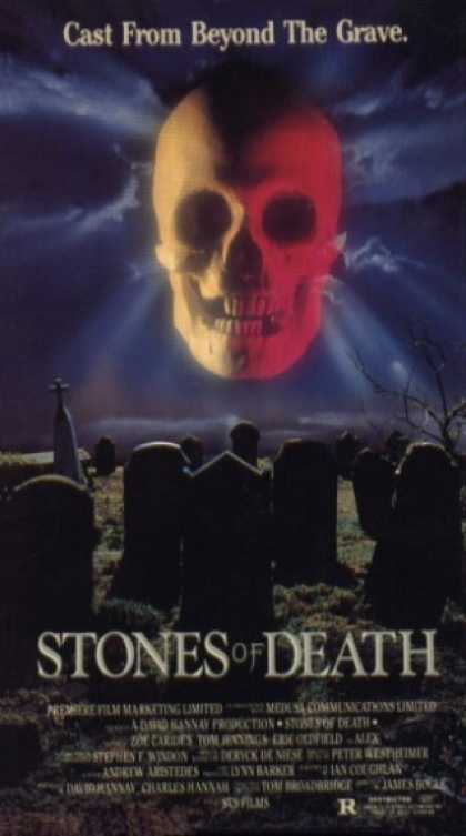 VHS Videos - Stones Of Death