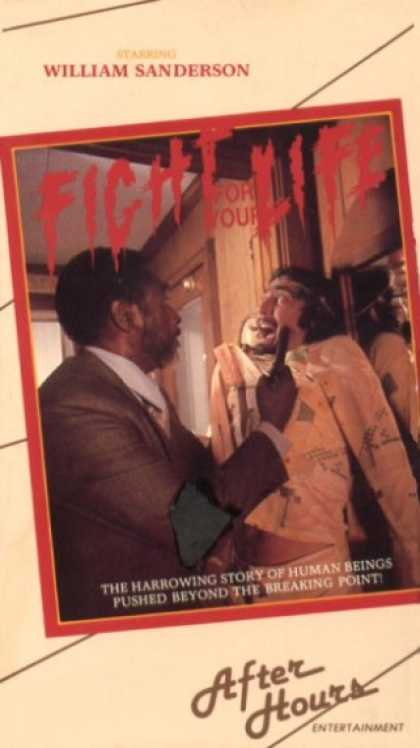 VHS Videos - Fight For Your Life After Hours