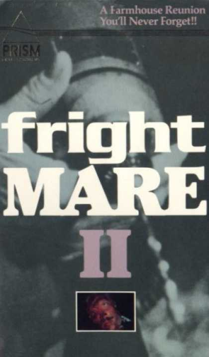 VHS Videos - Frightmare Ii