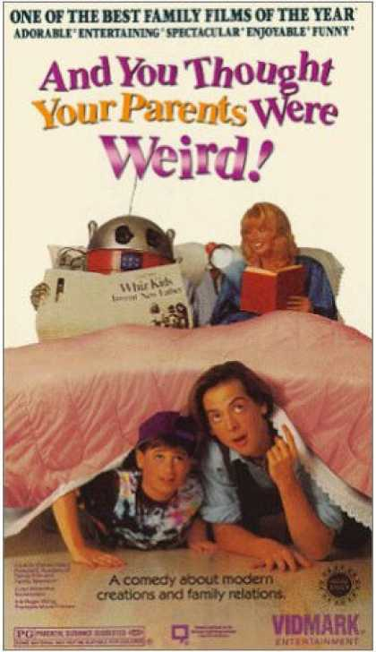 VHS Videos - And You Thought Your Parents Were Weird