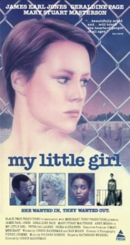 VHS Videos - My Little Girl