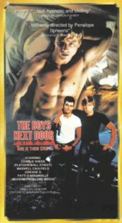 VHS Videos - Boys Next Door