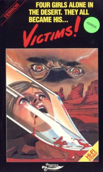 VHS Videos - Victims