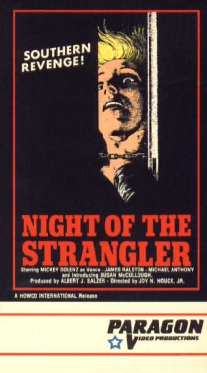 VHS Videos - Night Of the Strangler