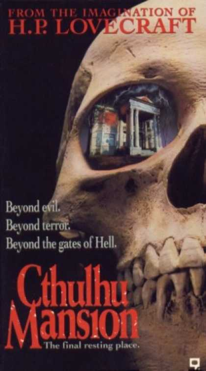 VHS Videos - Cthulhu Mansion