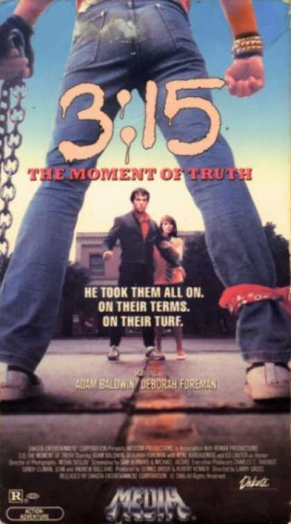 VHS Videos - 315 the Moment Of Truth