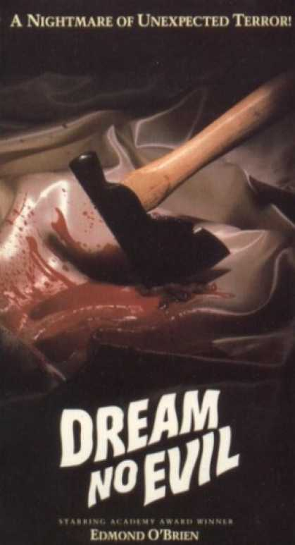 VHS Videos - Dream No Evil