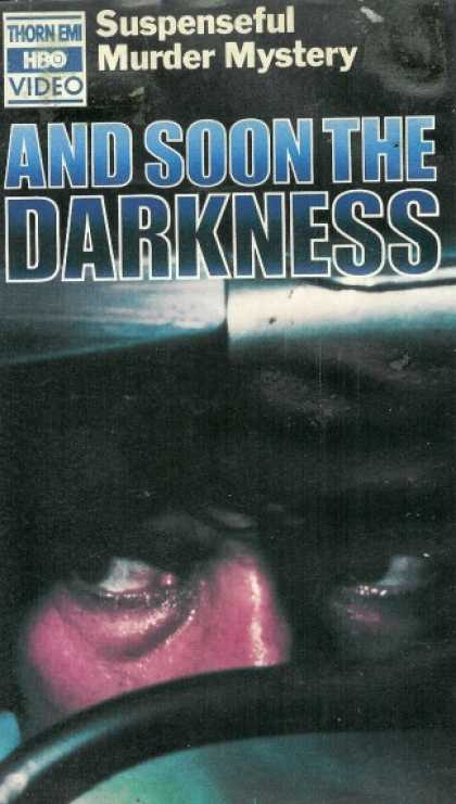 VHS Videos - And Soon the Darkness Thorn Emi