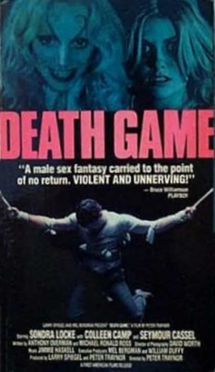 VHS Videos - Death Game United