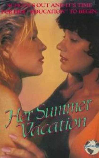 VHS Videos - Her Summer Vacation