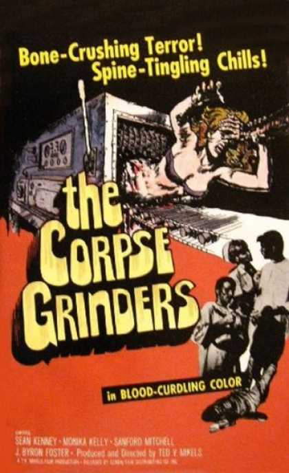VHS Videos - Corpse Grinders