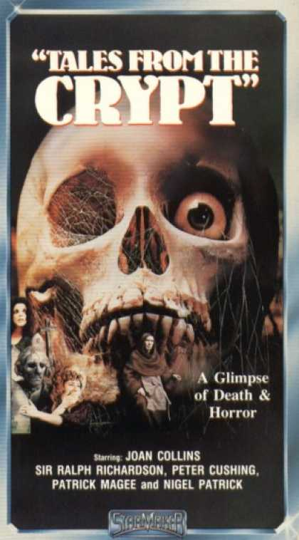 VHS Videos - Tales From the Crypt 1972