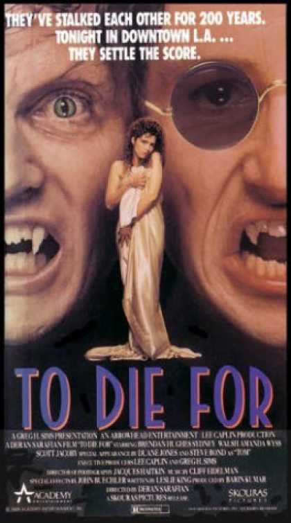 VHS Videos - To Die For