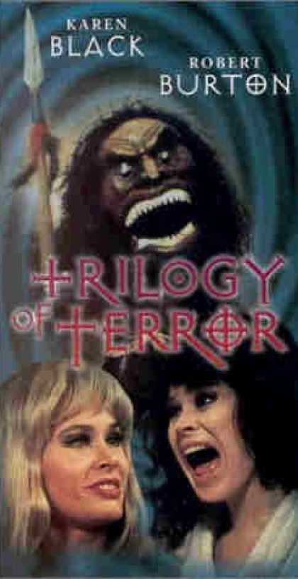 VHS Videos - Trilogy Of Terror