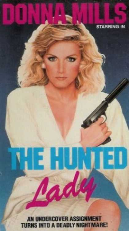 VHS Videos - Hunted Lady