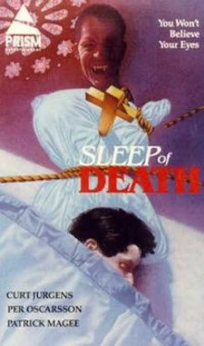 VHS Videos - Sleep Of Death