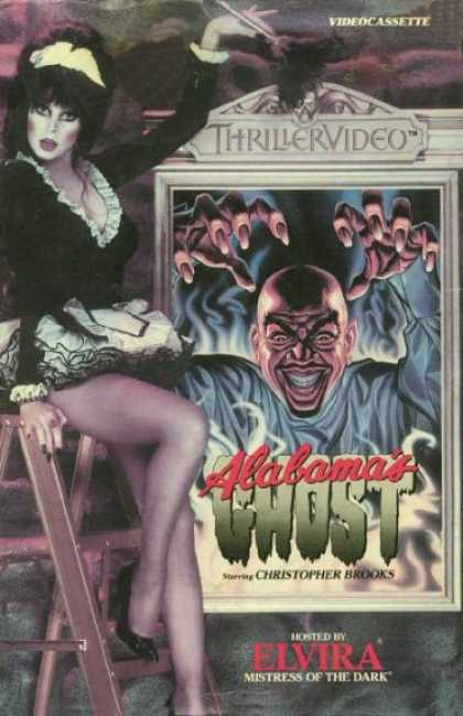 VHS Videos - Alabama's Ghost Thrillervideo