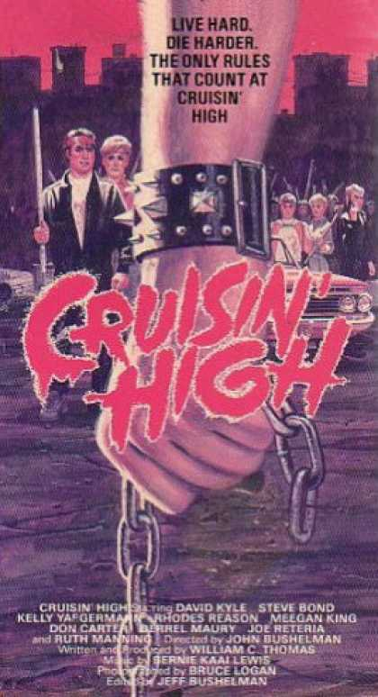 VHS Videos - Cruisin High