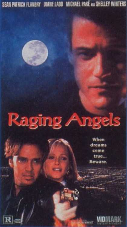 VHS Videos - Raging Angels