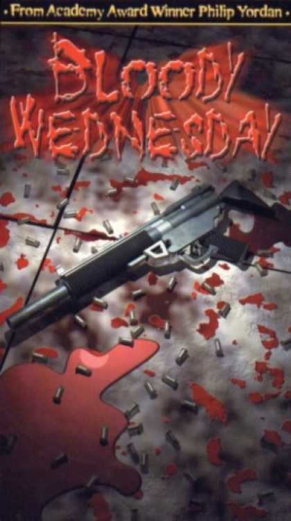VHS Videos - Bloody Wednesday