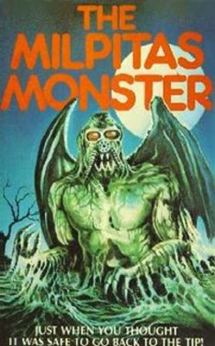 VHS Videos - Milpitas Monster United