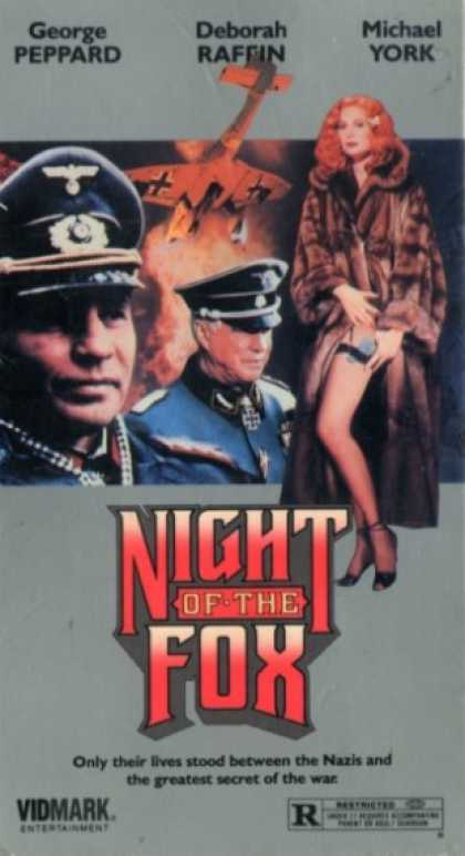 VHS Videos - Night Of the Fox