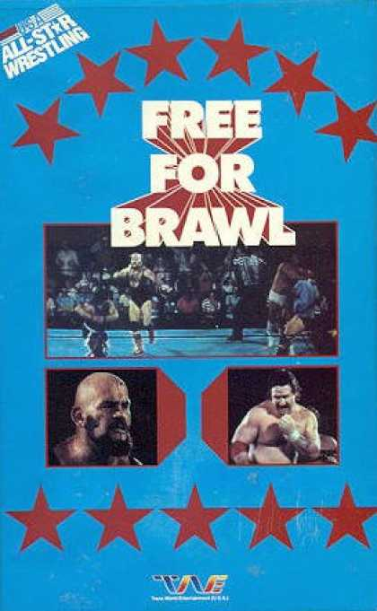 VHS Videos - Free For Brawl