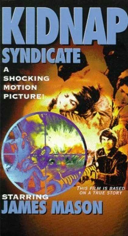 VHS Videos - Kidnap Syndicate