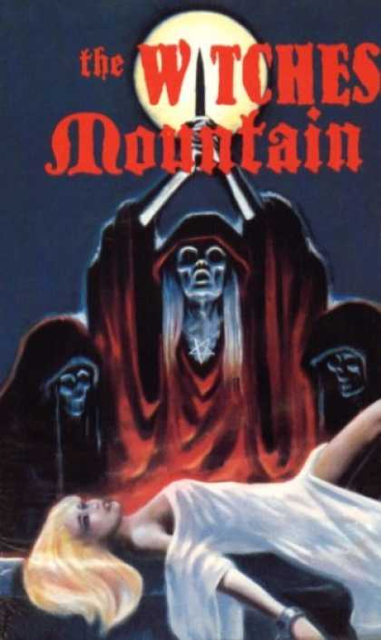 VHS Videos - Witches Mountain