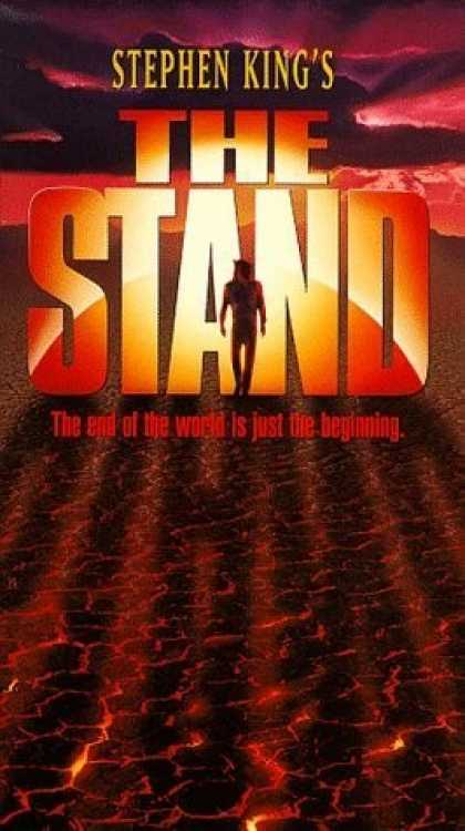 VHS Videos - Stand