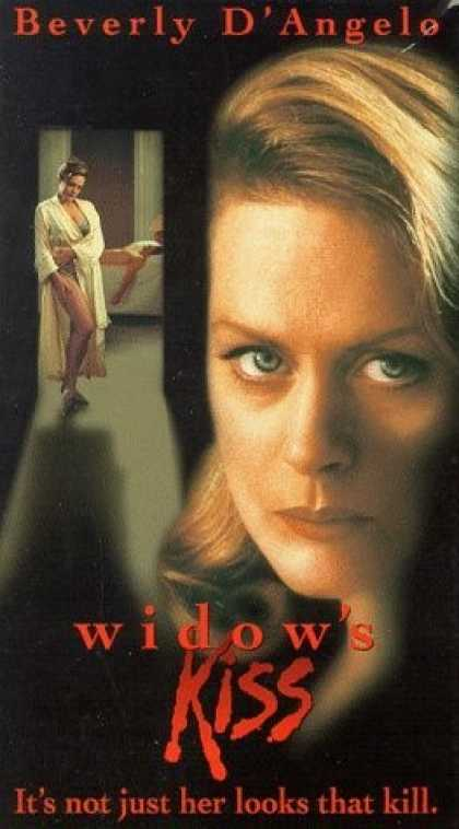 VHS Videos - Widow's Kiss