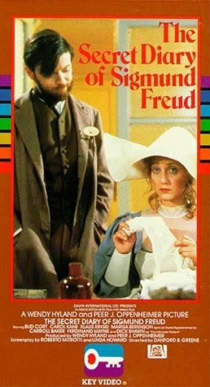 VHS Videos - Secret Diary Of Sigmund Freud