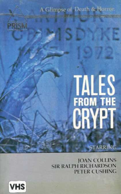 VHS Videos - Tales From the Crypt Prism