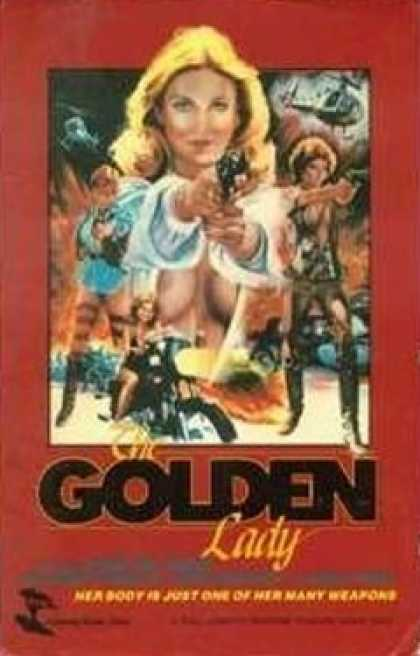 VHS Videos - Golden Lady