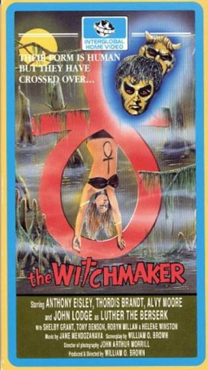 VHS Videos - Witchmaker