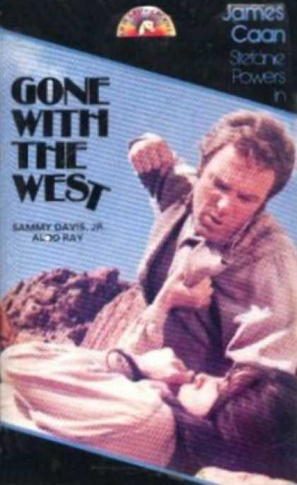 VHS Videos - Gone With the West