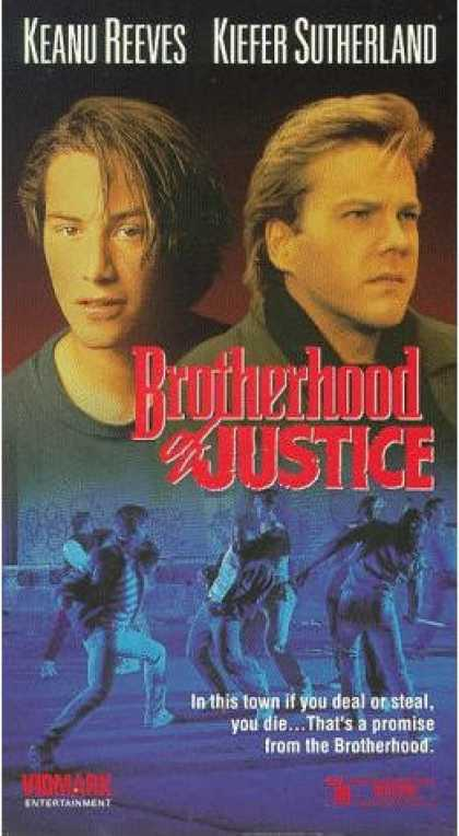 VHS Videos - Brotherhood Of Justice