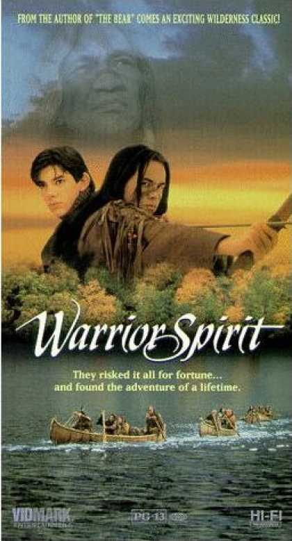 VHS Videos - Warrior Spirit