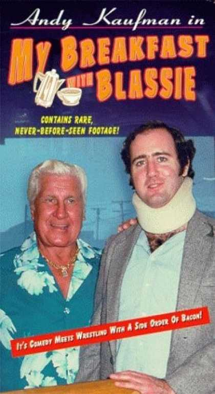 VHS Videos - My Breakfast With Blassie