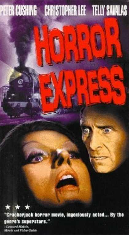 VHS Videos - Horror Express United American