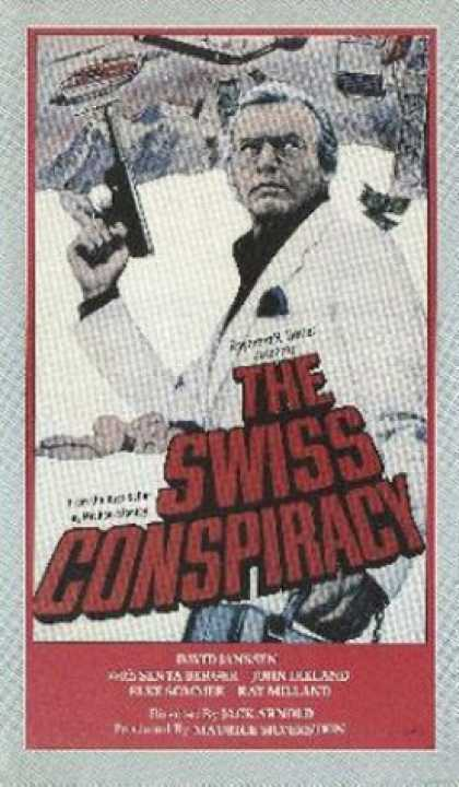 VHS Videos - Swiss Conspiracy United