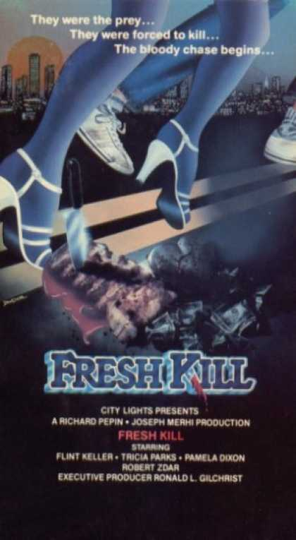 VHS Videos - Fresh Kill City Lights