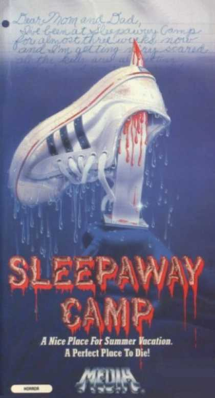 VHS Videos - Sleepaway Camp