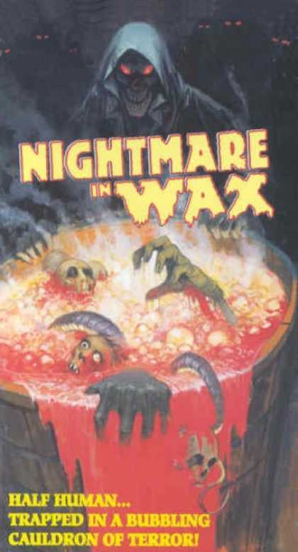 VHS Videos - Nightmare in Wax United