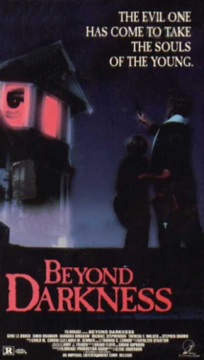 VHS Videos - Beyond Darkness