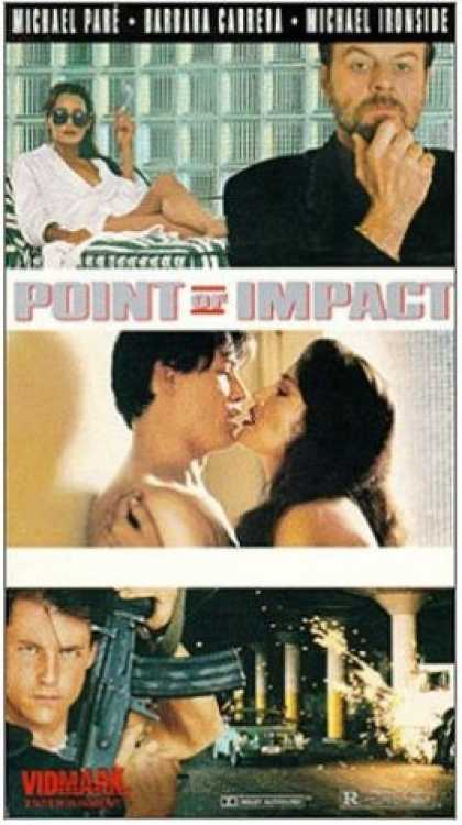 VHS Videos - Point Of Impact