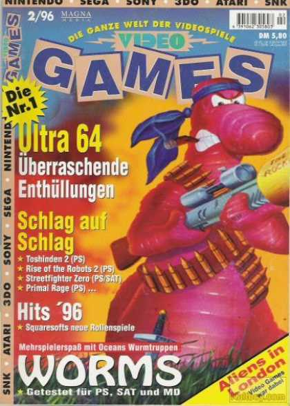 Video Games - 2/1996