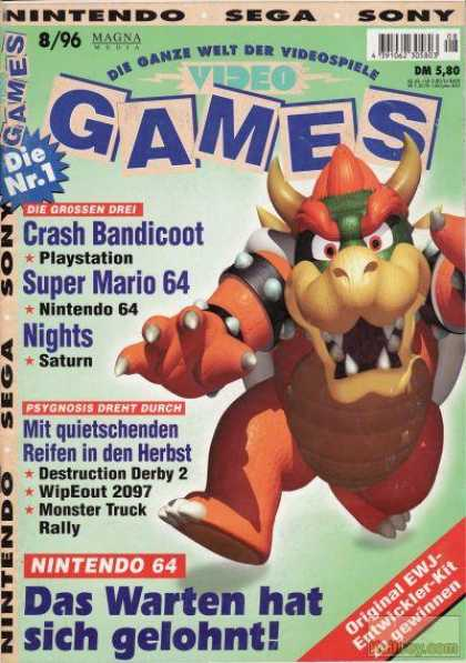 Video Games - 8/1996