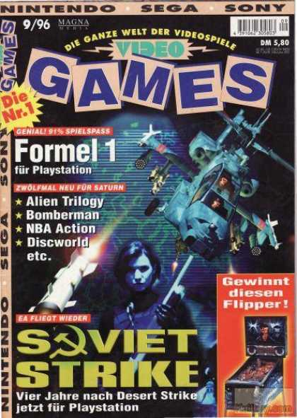 Video Games - 9/1996