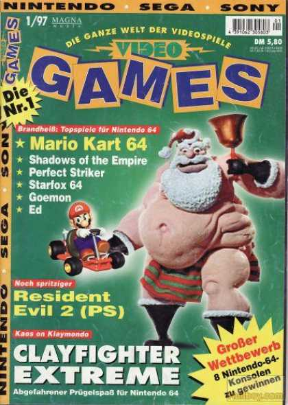 Video Games - 1/1997